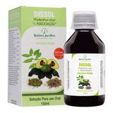 4 Unid. Dissol Remédio Natural P/ Cálculos Renais 150ml