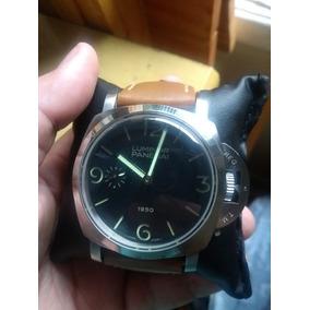 4f9dce492e6 Relogio Panerai Marina Luminor Replica - Relógios no Mercado Livre ...