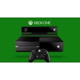 Xbox One Con Kinect 500 Gb. Somos Tienda