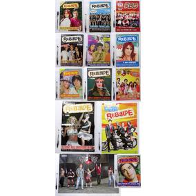 Coleção Rebelde / Rbd - Posters, Jornais, Revistas, Cards