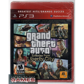 Grand Theft Auto Iv The Complete Edition Greatest Hits Ps3