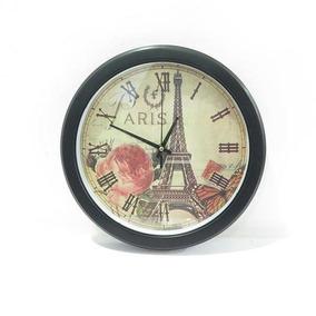 Reloj De Pared Redondo Imagen Torre
