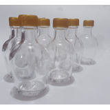 Mini Botella Vidrio Festival 50 Ml (50 Pz)