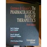 Libro De Pharmacologia ( Inglés)