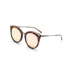 7534612135b6c Óculos De Sol Colcci C0074 Creme Com Dourado Antique