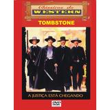 Dvd - Tombstone - 1993