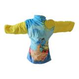Bata De Baño Infantil Bob Esponja