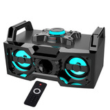 Parlante Inalambrico Bluetooth 60 Watts Usb Radio Fm Fiestas
