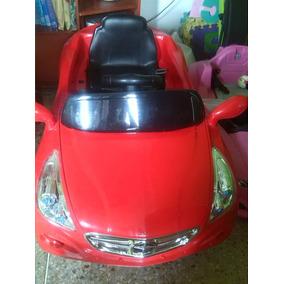 Carro Electrico De Bateria Para Niña