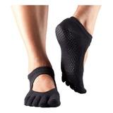 Calcetines Para Yoga Antideslizantes Tiritas M036 Sdmed