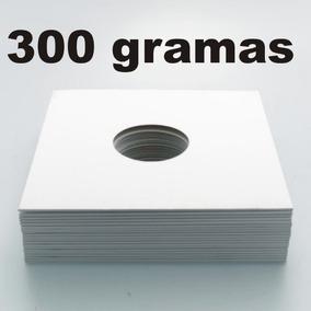 10 Capas Brancas Disco Vinil Disco12 Lp-