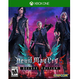 Devil May Cry 5 Deluxe Para Xbox One Juegas Online + Regalo