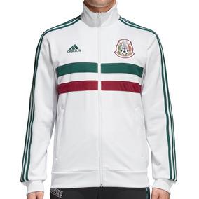 Sudadera Atletica Seleccion De Mexico Hombre adidas Cf0532