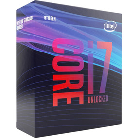 Processador Intel Core I7 9700k Lga 1151 Coffee Lake