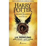 Harry Potter Y El Legado Maldito - Libro Digital Pdf