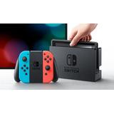 Nintendo Switch Rojo Azul Neon