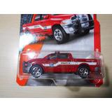 Auto Camioneta Matchbox ´15 Ram 1500 Bomberos Fire Dept