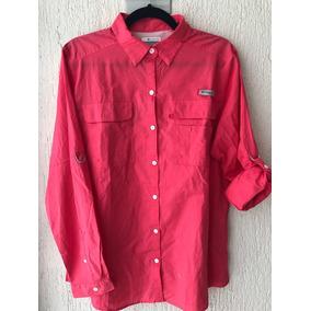 Camisa Columbia Dama Original
