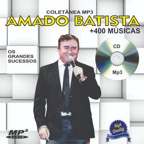 Coletânea Mp3 Amado Batista (cd Mp3)