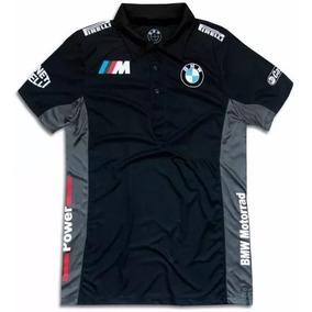 Camisa Camiseta Polo Bmw Formula 1 F1 Red Bull Corrida