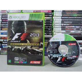 F1 - Formula 1 2013 Edição Clássica - Xbox 360 - Original