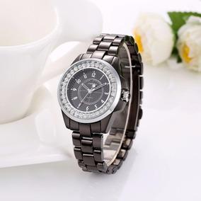 513f0389b57 Relogio Feminino Super Luxo Quartz Omic - Relógios De Pulso no ...
