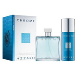 Azzaro Chrome Set Desodorante Edt 100 Ml // Perfumísimo