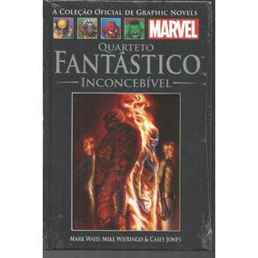 Salvat 30 Quarteto Fantastico - Bonellihq Cx03b A19