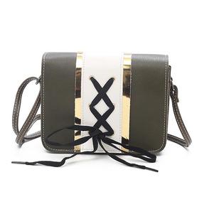 68d25f6125 Bolsa De Hombro De Correas Cruzadas Bolso Mini Para Mujer
