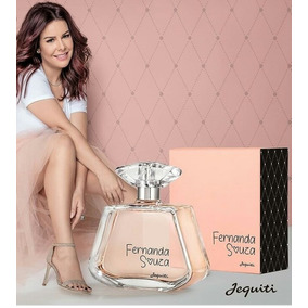 Perfume Fernanda Souza 100ml Jequiti Promoção