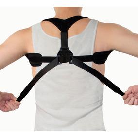 Chaleco Corrector Postura Soporte Ajustable Unisex Espalda