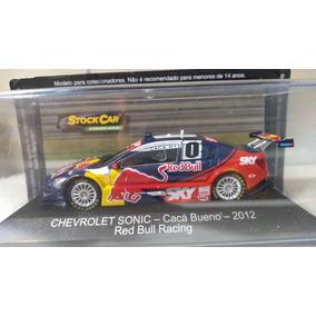 Miniatura Sonic - Stock Car - Cacá Bueno 2012 Red Bull