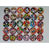100 Tazos Looney Tunes, Animaniacs, Tiny Toon