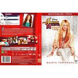 Blu Ray Home Hannah Montana 4ª Temporada Portugues