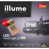 Kit Led Illume Premium V2.0 + 2 T10 Led Pellizco Premium