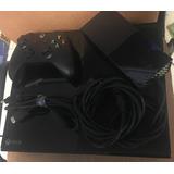 Consola Xbox One Con Caja Y Accesorios Completos