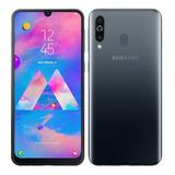 Smartphone Samsung Galaxy M30,dual Chip,preto,tela 6,4,64 Gb