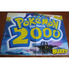 Album Buzzy Vazio / Pokemon 2000 O Filme