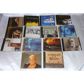 Lote De Cd´s Originales