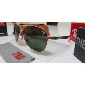 5d6c012a15d Oculos De Sol Ferrari Original - Óculos no Mercado Livre Brasil