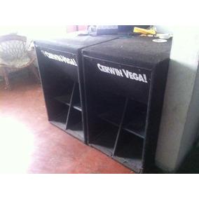 Cajas Sl Cerwin Vega Con Bajos Rcf P300 Originales