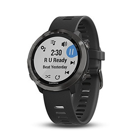 Garmin 010-01863-22 Forerunner 645 Music, Color Negro/gris