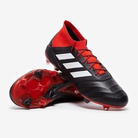 Botines Adidas Cuero - Botines en Mercado Libre Argentina 71352ec5dff7e