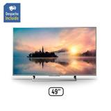 Exi-h Sony Tv 49 Uhd Plano Kd49x727e Sony