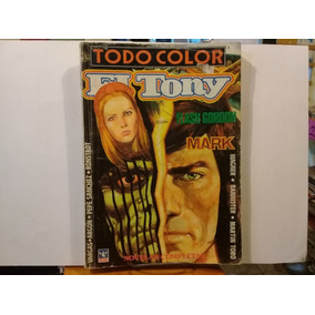 Comic - El Tony - Todo Color N° 5 - Edicion 1981