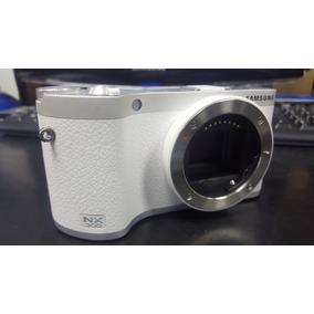 Câmera Samsung Nx300 - Não Funciona