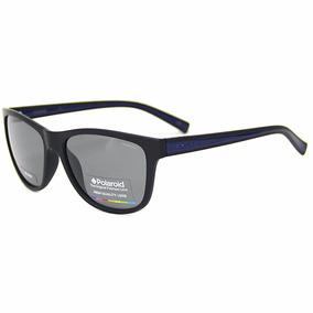 Oculos Masculino Quadrado Reto - Óculos De Sol Polaroid no Mercado ... c711875d76