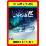 Project Cars 2 Deluxe Edition Pc - Original (steam Offline)