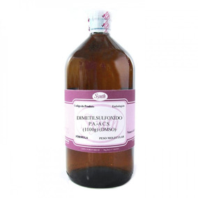 Dimetilsulfóxido Frasco 1 Litro - Dmso