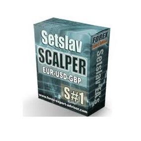 Robo Forex Setslav_scalper S1 - 1 Licença - Mql5-mt4 + Bônus